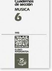 Cuadernos de sección. Música (6)