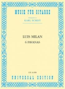 6 Pavanas