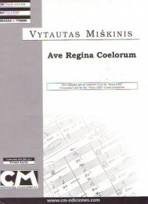 Ave Regina coelorum