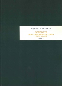 Serenade for string orchestra op. 22 in E Major
