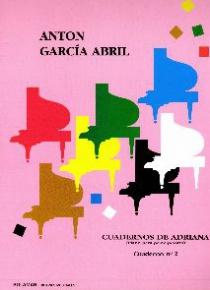Cuadernos de Adriana, vol. 2.Piano para principiantes