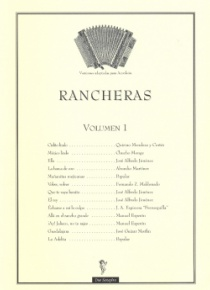 Rancheras vol. 1