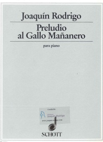Preludio al gallo mañanero