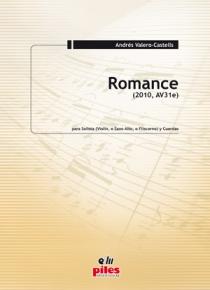 Romance. (score)