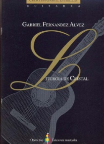 Liturgia de cristal Dotze preludis per a guitarra