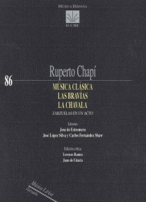 Música clásica - Las bravías - La chavala