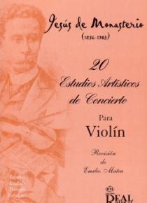 20 Artistic Concert Studies