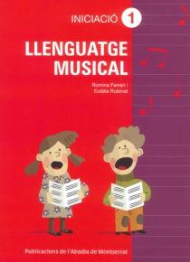 Llenguatge musical iniciació 1