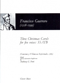 Three Christmas Carols for five voices