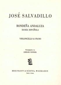 Rondeña andaluza