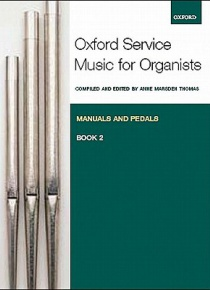 Music for organ. Manuals and pedals book 2