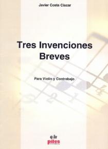 Tres invenciones breves