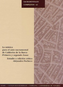 La música para el auto sacramental de Calderón de la Barca