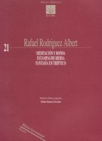 Meditación y ronda - Estampas de Iberia - Fantasía en tríptico