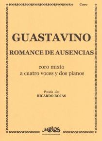 Romance de ausencias (choir part)