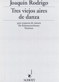 Tres viejos aires de danza (Three Old Dance Tunes)