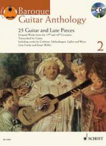 Baroque Guitar Anthology 2
