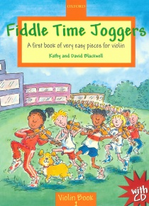 Fiddle time joggers (con CD)