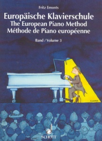 Método europeo para piano - Volumen 3-3