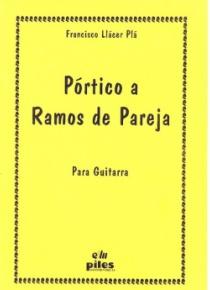 Pórtico a Ramos de Pareja, per a guitarra