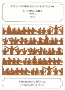 Symphony no. 1, op.11 (pocket score)