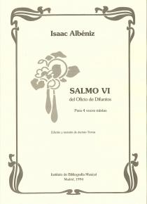 Salmo IV del Oficio de Difuntos
