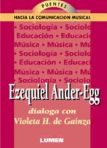 Ezequiel Ander-Egg dialoga con Violeta de Gainza