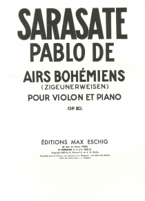 Airs Bohémiens (vn) op.20