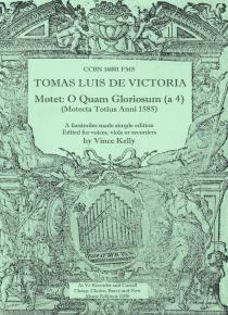 Motet: O quam Gloriosum (a 4)