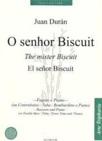 O senhor Biscuit