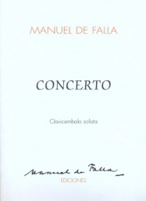 Concerto (harpsichord score)