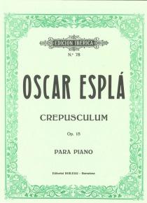 Crepusculum, op. 15