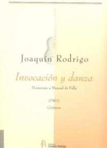 Invocación y danza  (Homenatge a Manuel de Falla)
