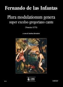 Plura modularionum genera super excelso gregoriano cantu