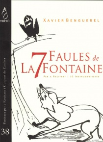 7 Fables of La Fontaine (chamber version)