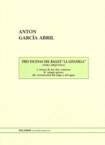 Tres escenas del ballet La gitanilla