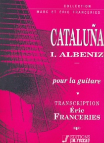 Cataluña (for guitar)