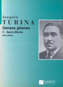 Danzas gitanas: Sacromonte