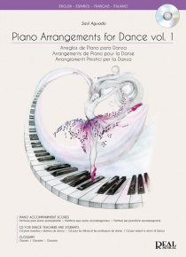 Arreglos de piano para danza vol. 1 + CD