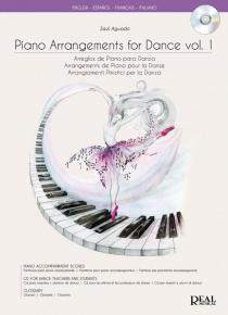 Arreglos de piano para danza vol. 1 + CD