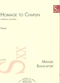 Homage to Chaplin / American Souvenir