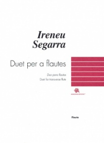 Duet for transverse flute