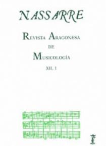 Nassarre. Revista Aragonesa de Musicología, XII, 1