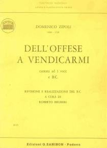Dell'Offese a Vendicarmi