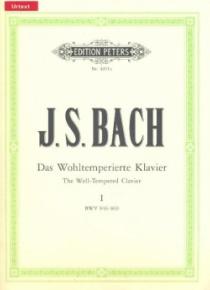 Das Wohltemperierte Klavier I, BWV 846-869 (El clave ben temperat)