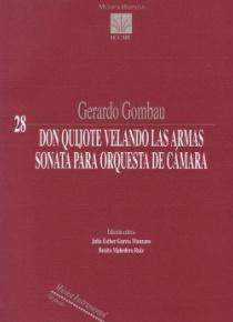Don Quijote velando las armas / Sonata para orquesta de cámara