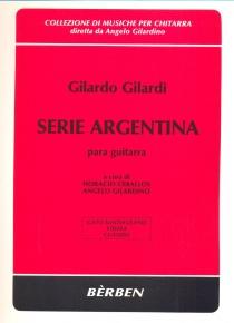 Serie argentina para guitarra