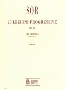 25 lliçons progressives