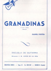 Granadinas fáciles