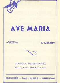 Ave Maria (2 guitarres)